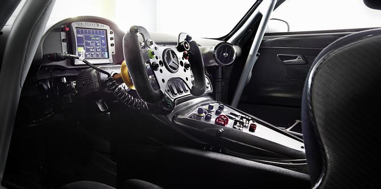 Rennwagen Mercedes-AMG GT3 Genf 2015; Racecar Mercedes-AMG GT3 G