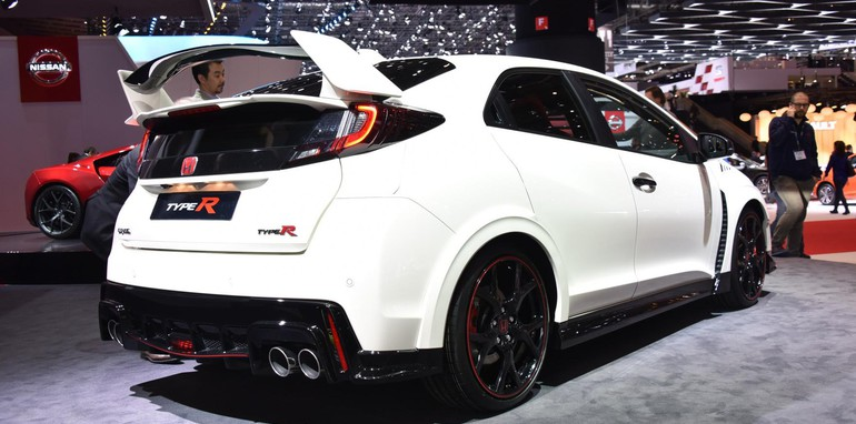 Honda Civic Type R 2