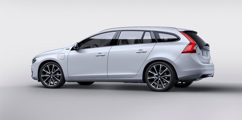Volvo V60 Twin Engine Special Edition, exterior