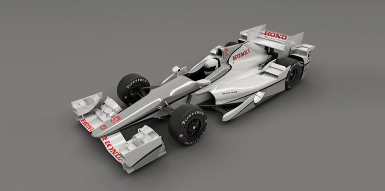 Honda Aero Kit