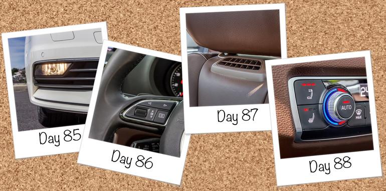 Audi A3 LT Day 85-88