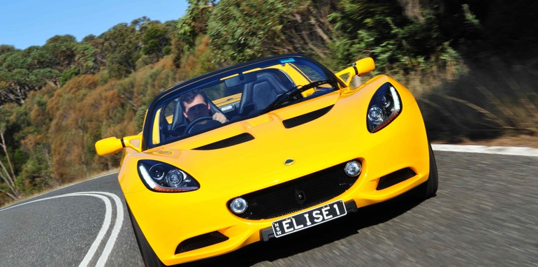 Amazing  000th Car On The Platform Is A Lotus Elise 20th Anniversary Edition