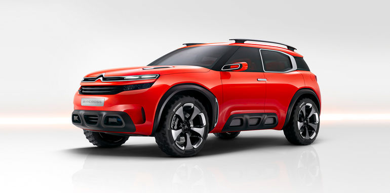 citroen eager for medium suv has to look at renault alaskan style pick up. Black Bedroom Furniture Sets. Home Design Ideas