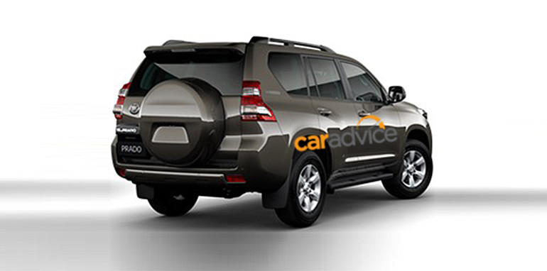 2016_Toyota_Prado_leaked_rear