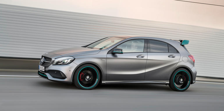 Mercedes benz a45 amg price images for Mercedes benz a45 price