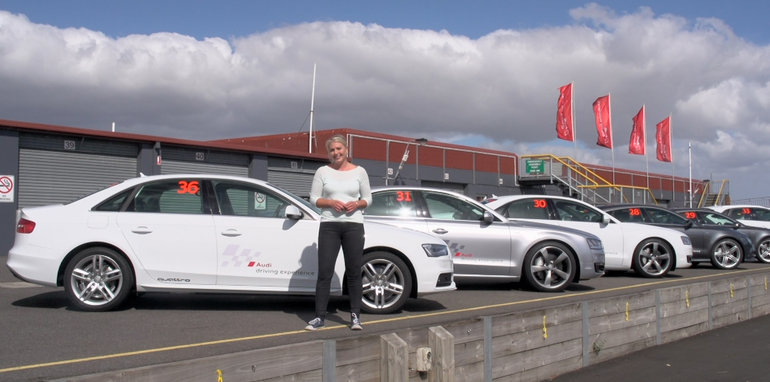 Audi Driving Experience Mar 2015