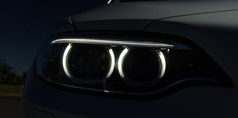 Audi TT v BMW 228i 62b