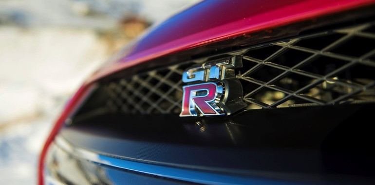 Nissan-GT-R - badge