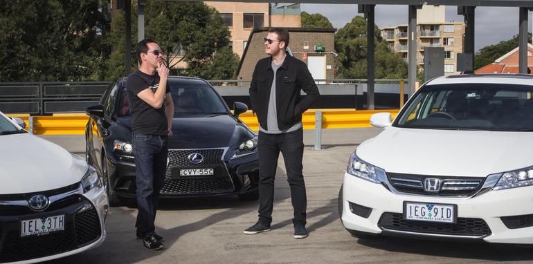 2015-honda-accord-hybrid-toyota-camry-hybrid-lexus-is300h-hybrid-comparison-2