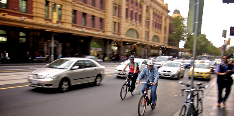 Cycling_in_Melbourne_2012