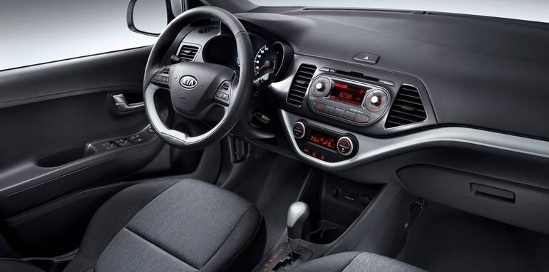 Kia Picanto interior_1