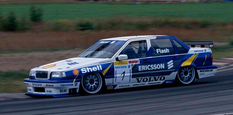 Jan Nilsson STCC Falkenberg 1997Foto Tony Welam