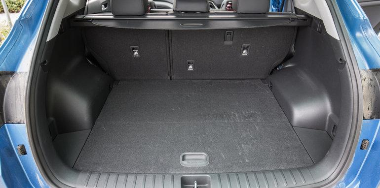 Simple Hyundai Tucson V Mazda CX5 V Subaru Forester V Toyota