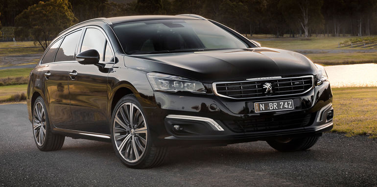 2016 peugeot 508 gt gets new drive away prices new 2 0 litre engine. Black Bedroom Furniture Sets. Home Design Ideas