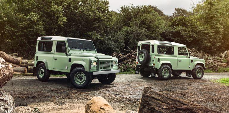Land Rover Defender  - 3