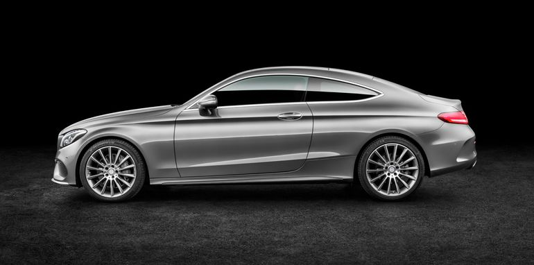 Mercedes-Benz C-Class Coupe___1