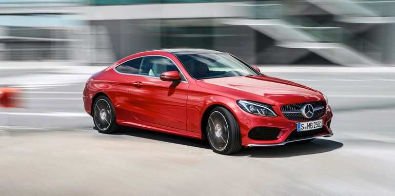 Mercedes-Benz C-Class Coupe____06