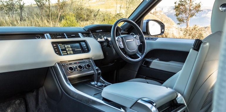 Porsche Cayenne v Range Rover Sport Hybrid Comparo-77