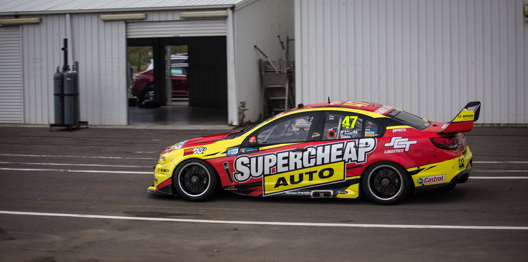 2015-tesla-model-S-p85D-v-v8-supercar-v-walkinshaw-w507-race-56