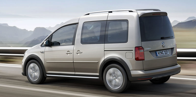 volkswagen caddy alltrack revealed. Black Bedroom Furniture Sets. Home Design Ideas
