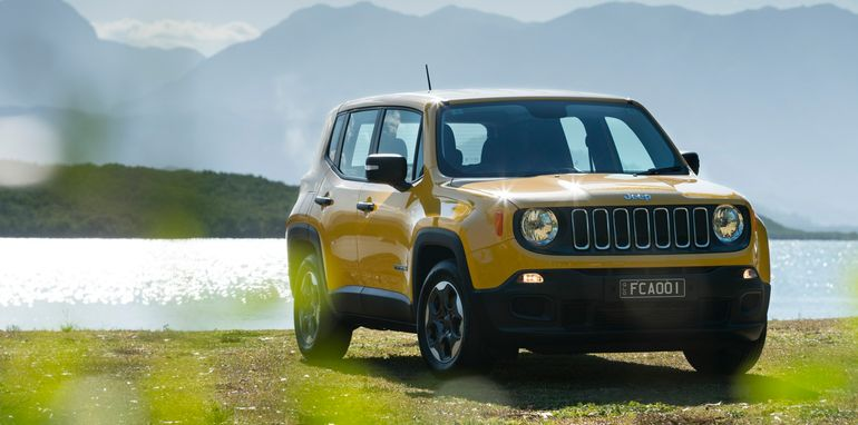 2015 Jeep Renegade Pricing And Specifications