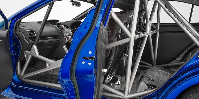 2016 Subaru WRX STI NR4