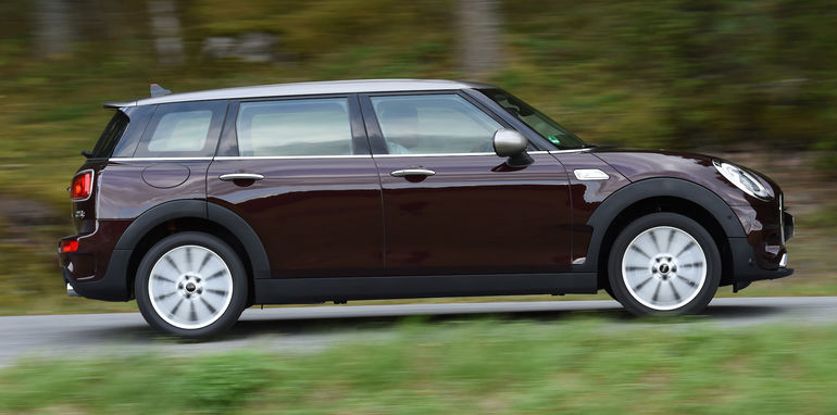 2016 Mini Clubman pricing and specifications Bigger newlook