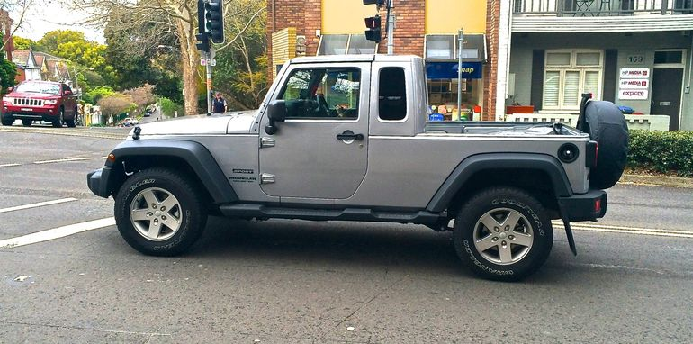 Jeep Wrangler Ute conversion_2