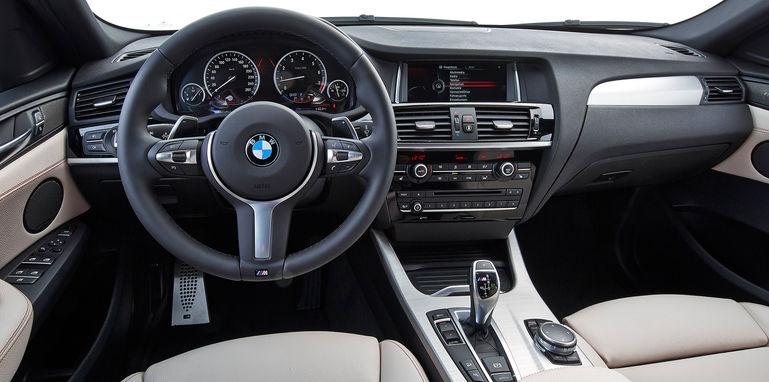 bmw-x4-m40i-interior