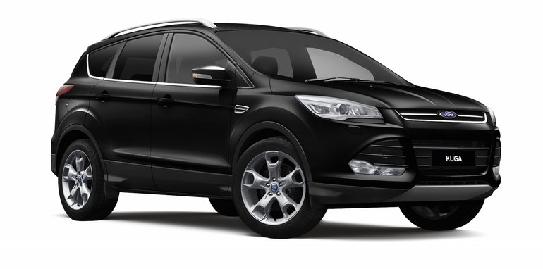 2016 ford kuga pricing and specifications. Black Bedroom Furniture Sets. Home Design Ideas