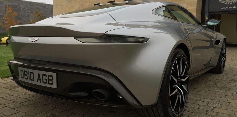 Aston Martin DB10 Review - 101