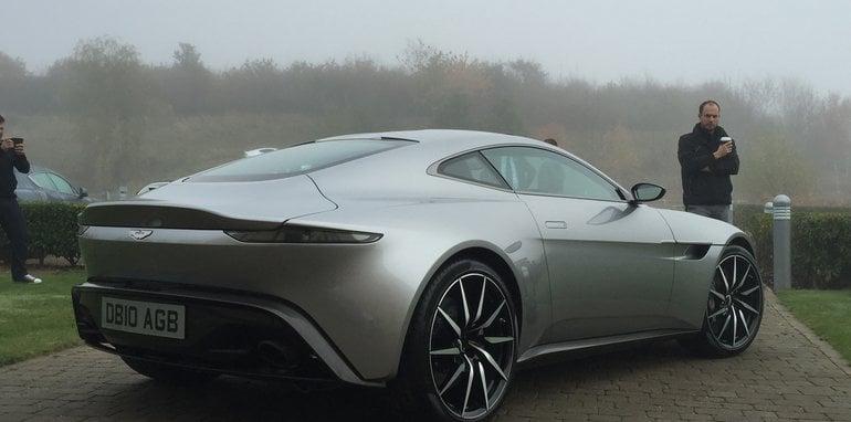Aston Martin DB10 Review - 48