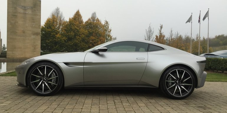 Aston Martin DB10 Review - 76