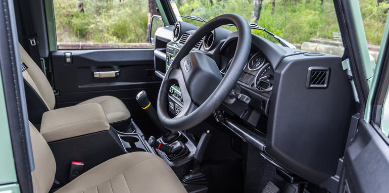 Land Rover Defender Old v New 90 Series-48