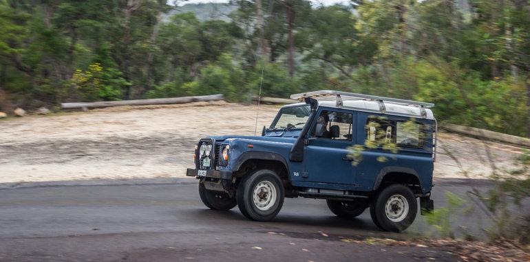 Land Rover Defender Old v New 90 Series-67