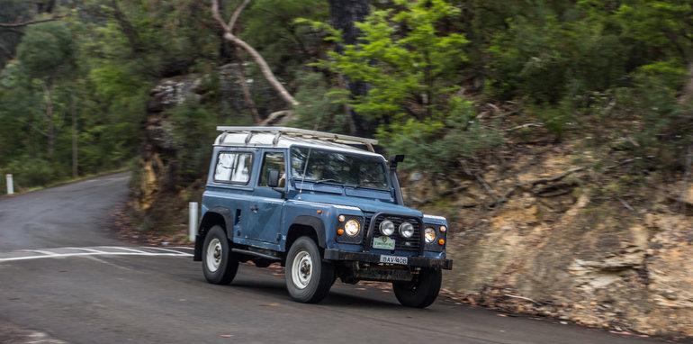 Land Rover Defender Old v New 90 Series-68