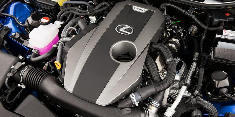2015 Lexus RC 200t F Sport