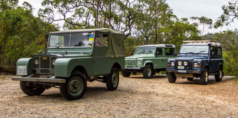Defender Old v New CA