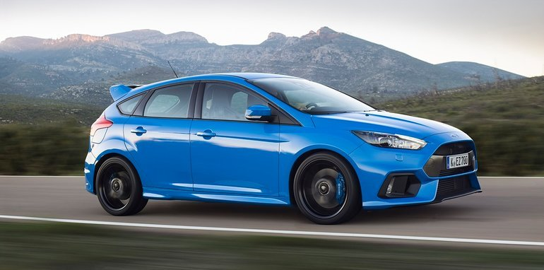 2016 Ford Focus RS_12