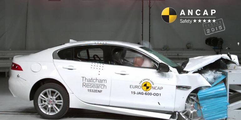 Jaguar XE ANCAP