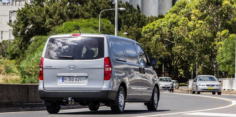2016 Hyundai iLoad h1 SCR-6