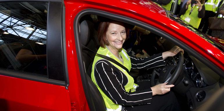 Gillard Cruze