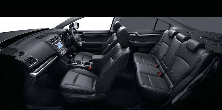 MY16 Subaru Liberty 3.6R