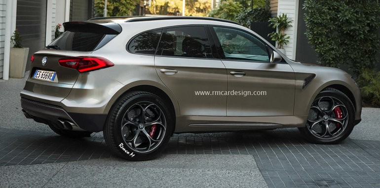 Alfa Romeo Stelvio Name Confirmed For New Suv Giulia