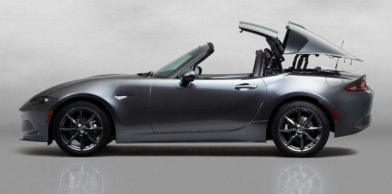 Mx 5 Rf Price >> 2017 Mazda Mx 5 Rf Pricing And Specs New Hard Top In Australia