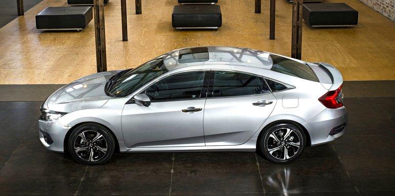 2016 Honda Civic Sedan Pricing And Specifications Carki Club