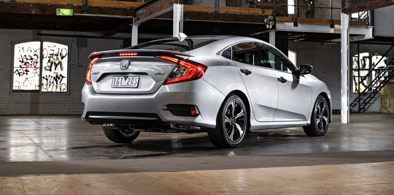 2016 honda civic sedan pricing and specifications for 2017 honda civic sedan price