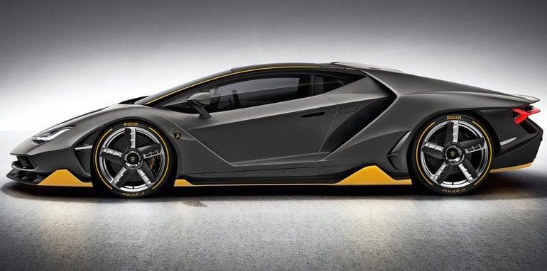 2017 Lamborghini Centenario - 5
