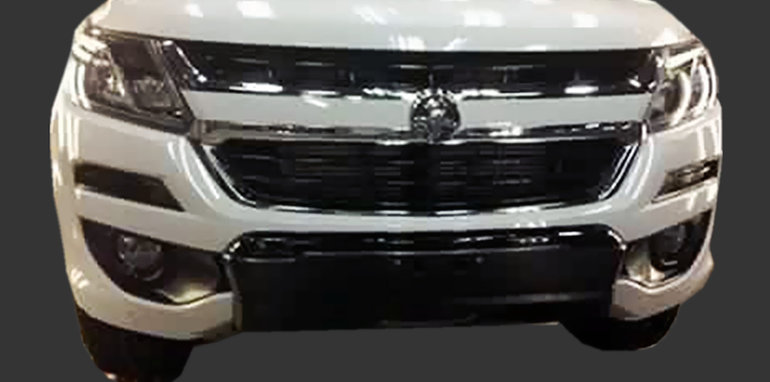 Holden Colorado 2017 facelift