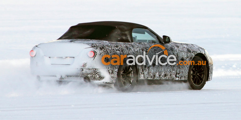 Bmw Z5 Spied In The Snow New Details Emerge